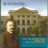 Romania Set Monetarie 2008 Grigore Antipa