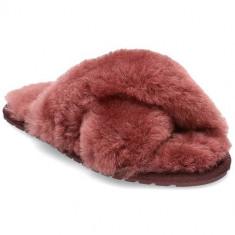 Papuci Femei Emu Mayberry W11573BURNTRUST