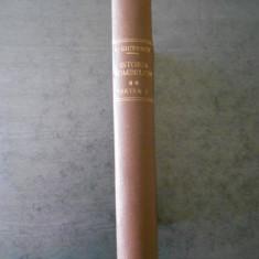 CONSTANTIN C. GIURESCU - ISTORIA ROMANILOR volumul 2, partea 1 (1943)
