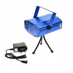 Proiector joc de lumini Disco cu senzor de muzica - YX09