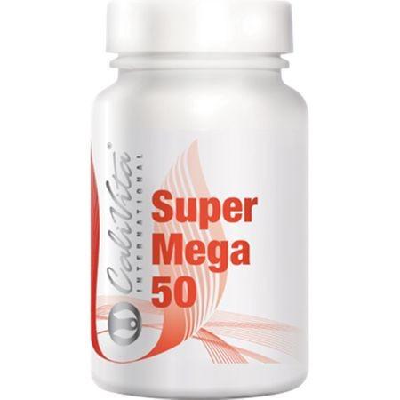 Super Mega 50 90 tablete CaliVita