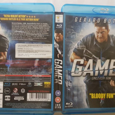 [BluRay] Gamer - film original bluray, BLU RAY, Altele
