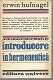 Introducere In Hermeneutica - Erwin Hufnagel