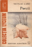 Cumpara ieftin Poezii - Nicolae Labis