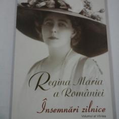 Regina Maria a Romaniei - Insemnari zilnice 1 ianuarie-31 decembrie 1925 (volumul VII)