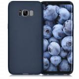Husa Telefon Silicon Samsung Galaxy S8 g950 Matte Dark Blue