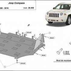 Scut motor metalic Jeep Compass 2006-2016