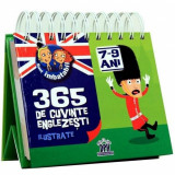 Calendar Sunt Imbatabil 365 de cuvinte englezesti ilustrate 7-9 ani