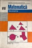Matematica geometrie manual pentru clasa a VII a