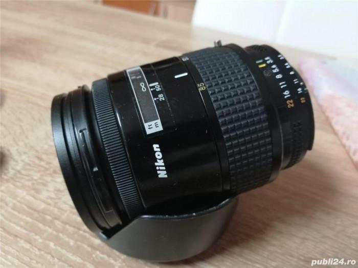 Nikkor 28-85mm f/3.5-4.5 F