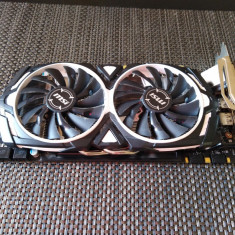 Placa video GeForce GTX 1080 Armor 8G OC, Msi