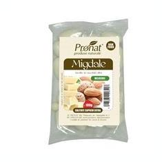 Migdale Invelite in Ciocolata Alba Pronat 100gr Cod: prn64