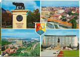 CPIB 16543 CARTE POSTALA - CLUJ NAPOCA, MOZAIC, Circulata, Fotografie