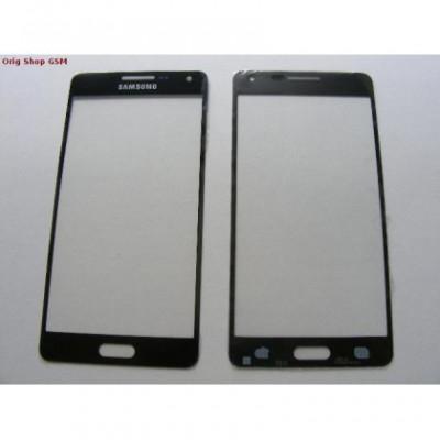 Carcasa (Sticla) Geam Samsung A500 Galaxy A5 Gri Orig China foto