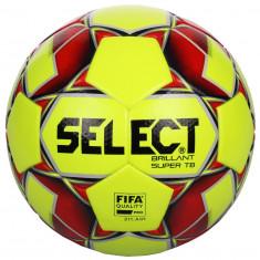 FB Brillant Super TB Minge fotbal galben-rosu n. 5