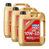 Pachet 3 Buc Ulei motor Liqui Moly Leichtlauf Diesel 10W-40 1387 5L