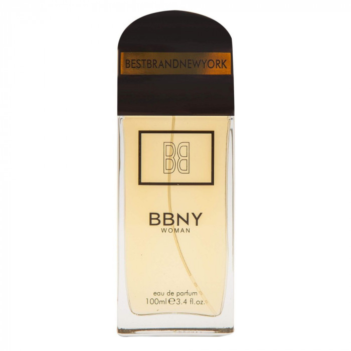 Apa de parfum BBNY, Femei, 100ml, Negru/Galben