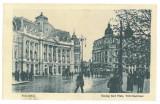 5123 - BUCURESTI, Market, Romania - old postcard, CENSOR - used - 1917