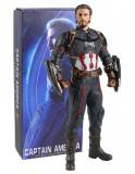 Figurina Captain America Endgame  Marvel MCU Avanger 30 cm