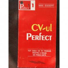CV-UL PERFECT - MAX EGGERT