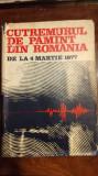 Cutremurul de pamant din Romania de la 4 martie 1977 - St. Balan, V. Cristescu