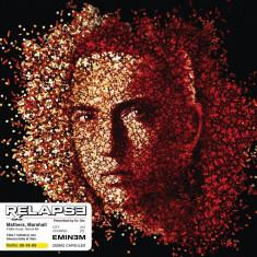 Eminem Relapse International Version (cd)