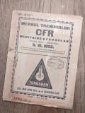 MERSUL TRENURILOR 1925
