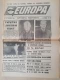 europa 18-24 august 1992-articol si foto cu maresalul andonescu