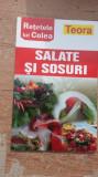 Salate si sosuri