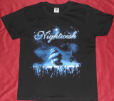 Tricou Nightwish - Ship    , marimea L ,calitate 180 grame