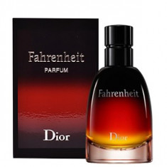 Christian Dior Dior Fahrenheit Parfum 75 ml pentru barbati