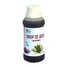 Sirop de Agave Dark Raw Bio Obio 250ml Cod: 6426333000403