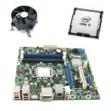 Kit Placa de Baza Second Hand Intel DQ77MK, Core i5-3470, Cooler