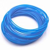 Filament PLA pentru stilou 3D și imprimantă 3D, 10 m lungime, 1,75 mm secțiune, albastru