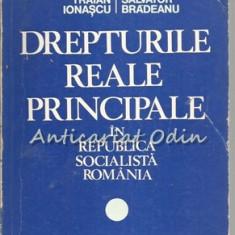 Drepturile Reale Principale - Traian Ionascu, Salvator Bradeanu