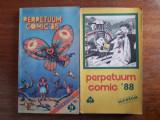 Almanah Perpetuum Comic, Urzica 1985 + 1988 / R3S