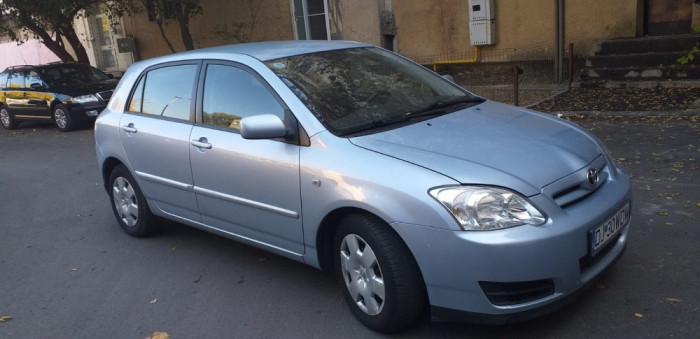 Toyota Corolla Hatchback 2006, ITP, CASCO, RCA la zi, unic proprietar