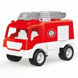 Masina de pompieri - 38 cm PlayLearn Toys, DOLU