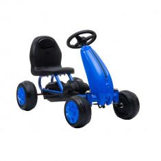 Kart cu pedale Moni Blaze Blue