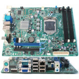 Placa de baza Dell OptiPlex 990 SFF, Model 0D6H9T, Socket 1155