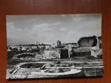 Cetatea Sucevei - carte postala circulata 1975, Fotografie