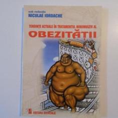 TENTINDE ACTUALE IN TRATAMENTUL MINIINVAZIV AL OBEZITATII de NECULAE IORDACHE 2004