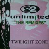 2 Unlimited - Twilight Zone (The Remixes) 1992, ZYX disc vinil Maxi Single