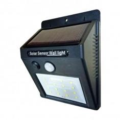 Lampa LED solara cu senzor 150lm AL-260220-10