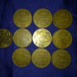 Romania 50 lei, 10 buc.