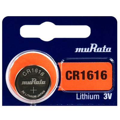 Baterie litiu CR1616 muRata 3V 1 Bucata /Set foto