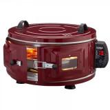 Cuptor electric rotund FLORIA ZLN-2911,1100W, 250grade, 40L Autentic HomeTV, Zilan