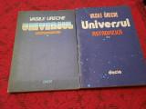 Vasile Ureche - Universul - Astronomie - Astrofizica (2 vol.) RF19/0