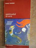 Spiritualul in arta - Wassily Kandinski