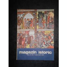 REVISTA MAGAZIN ISTORIC (Iulie, 1986)